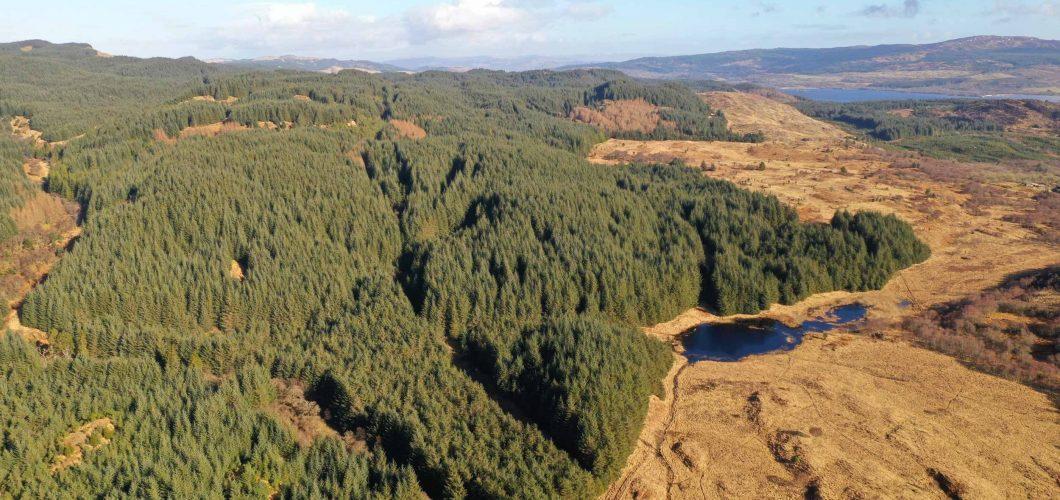 Goldcrest | Property - Loch a'Bharra Main Image